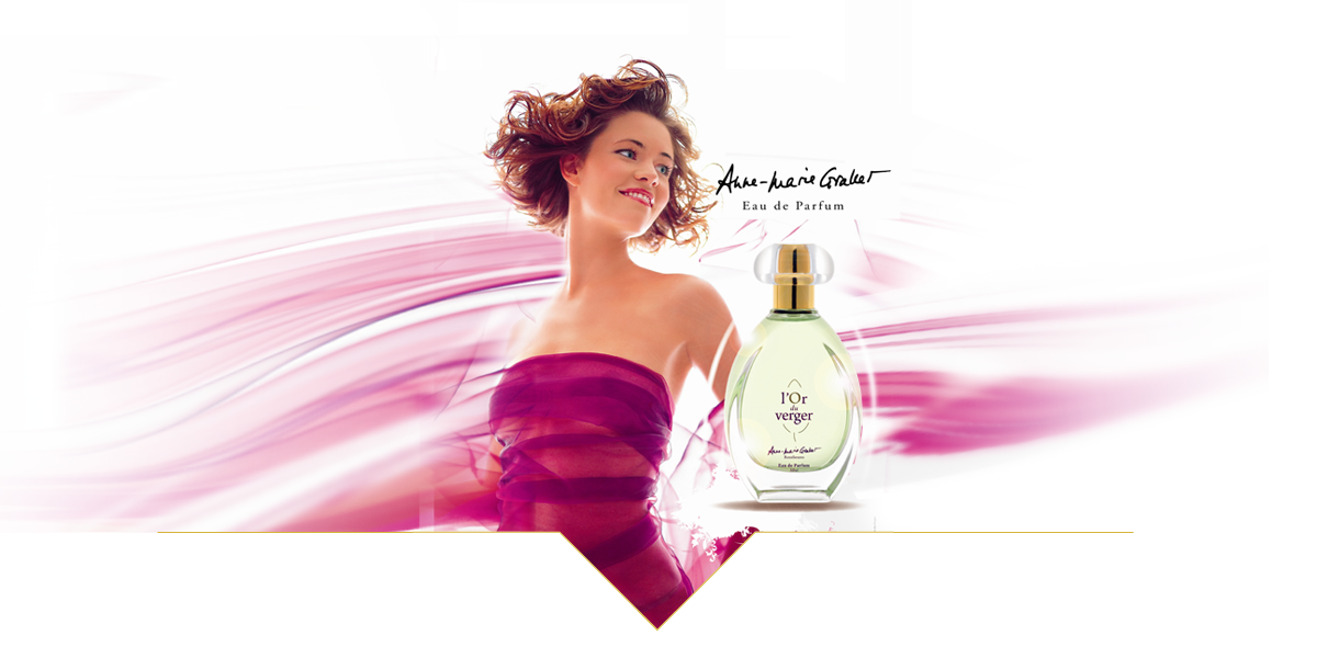 Effigie de l'Or du Verger eau de Parfum by Anne-Marie Grallet